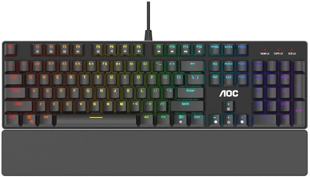 AOC GK500ゲーミングキーボード